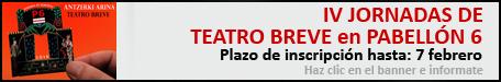 4 jornadas teatro breve