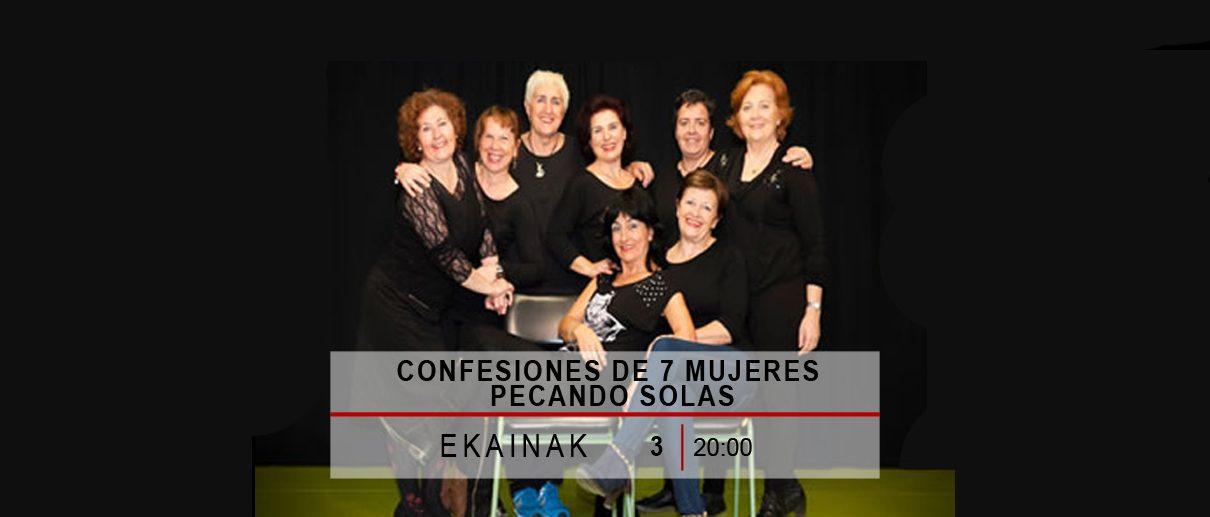 Confesiones de 7 mujeres pecando solas