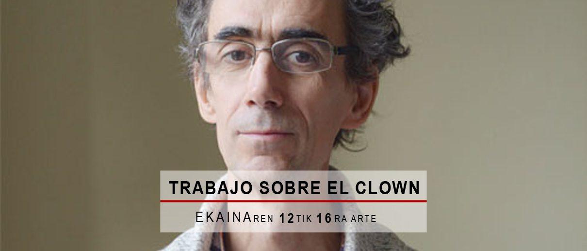 Trabajo sobre el clown