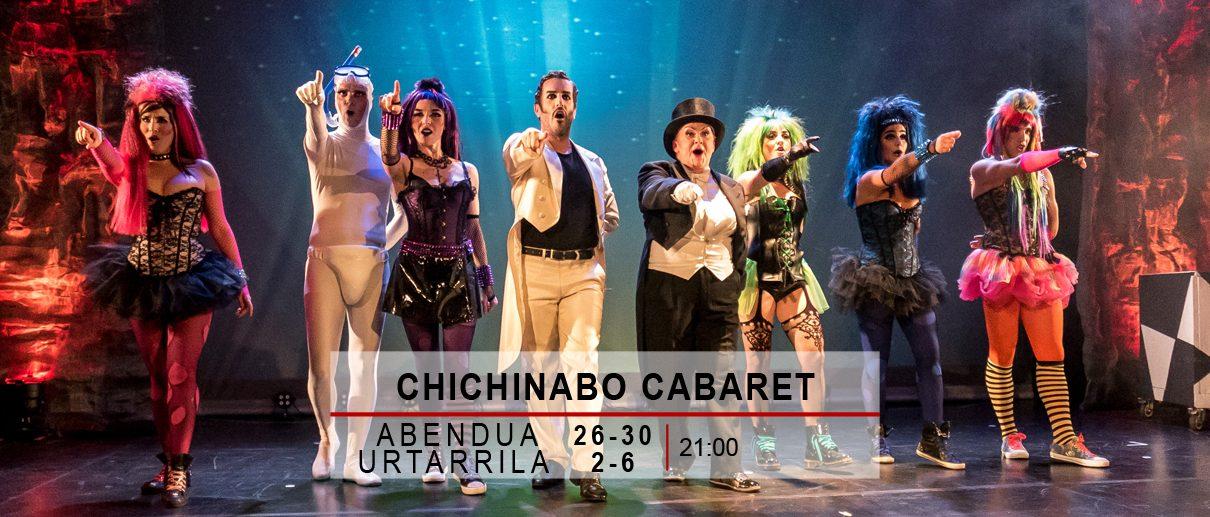 Chichinabo Cabaret