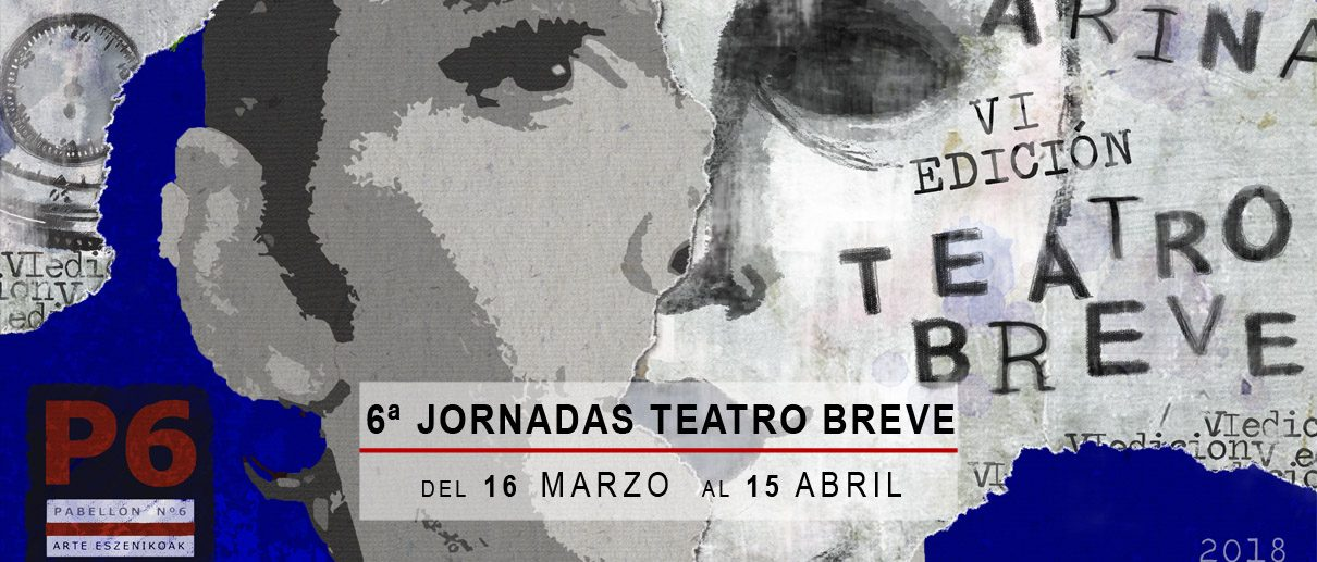 6ª JORNADAS DE TEATRO BREVE