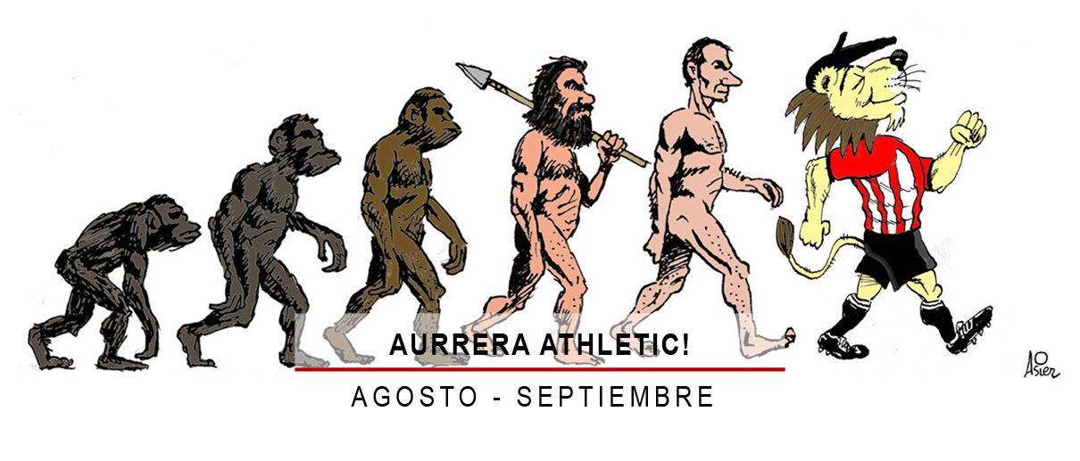 Aurrera Athletic!