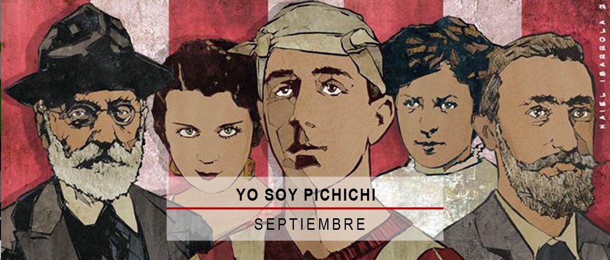 Yo soy Pichichi