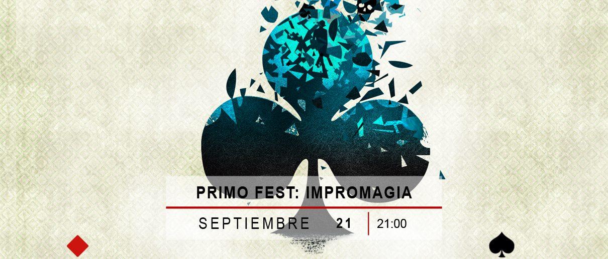 Primo Fest: Impromagia