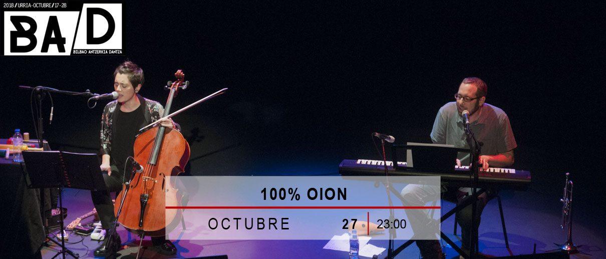 100% OION