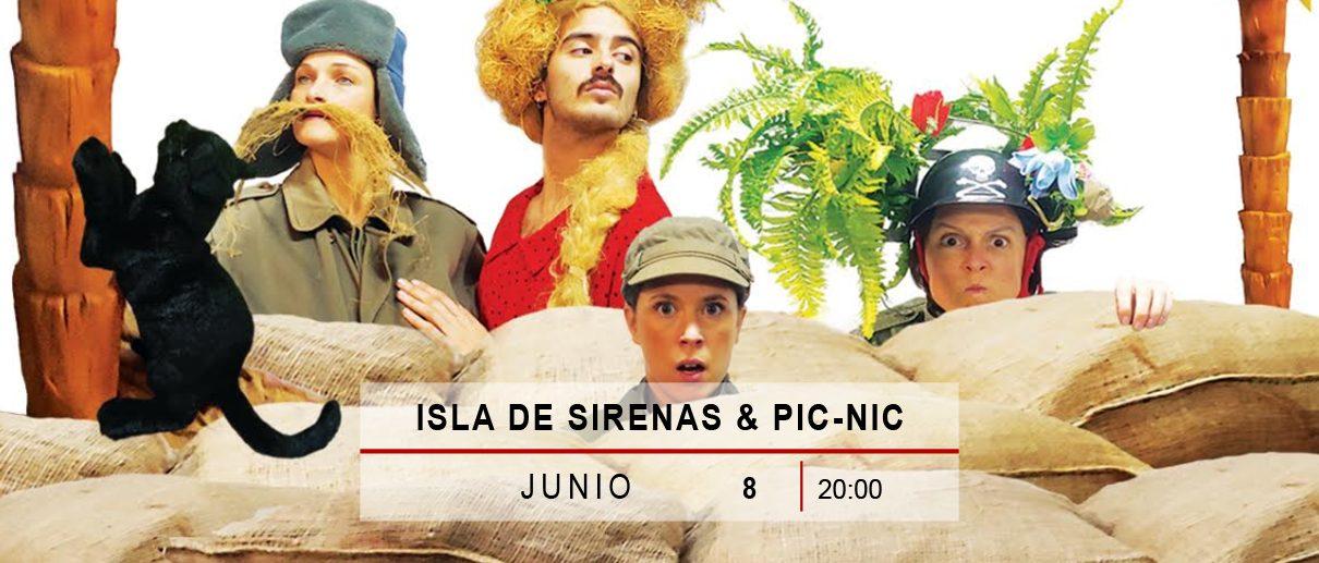 Isla de sirenas & PicNic