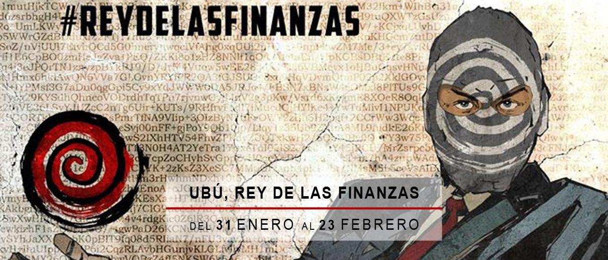 Ubú, rey de las finanzas