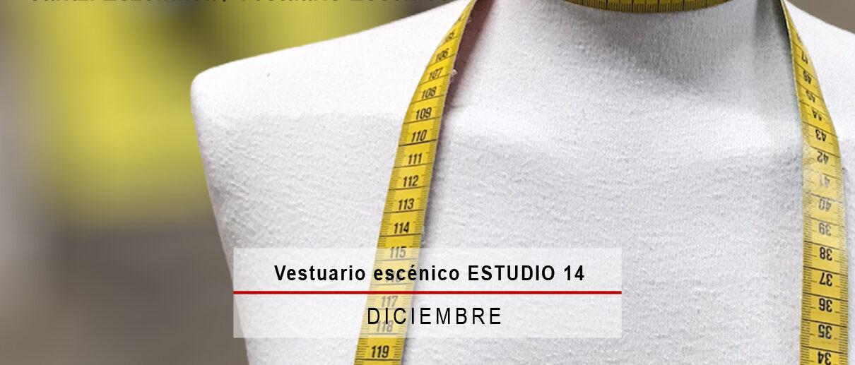 Vestuario escénico ESTUDIO 14