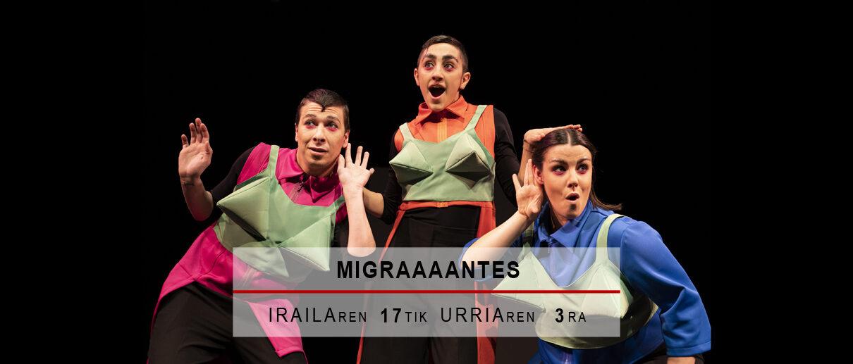 MIGRAAAANTES
