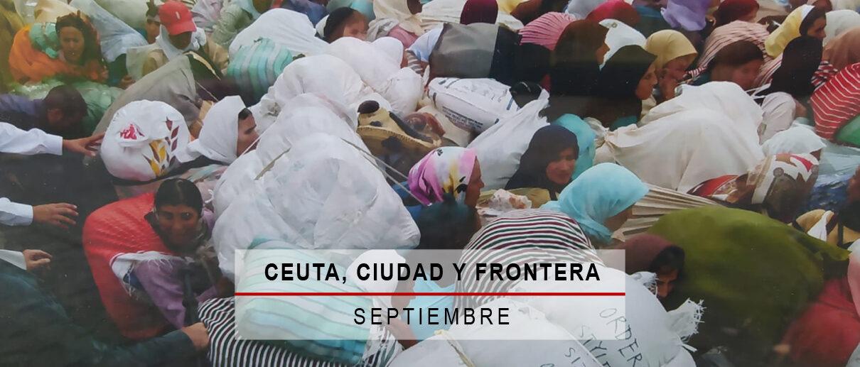Ceuta, ciudad y frontera